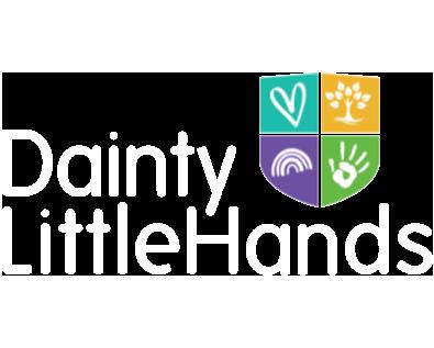 Dainty Little Hands Logo